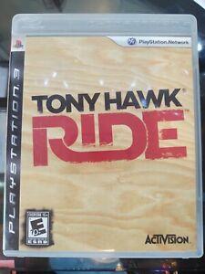 Tony Hawk Ride - PS3