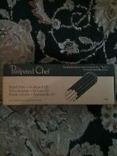 Pampered Chef Scalloped Bread Tube Pan