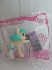 mcdonalds happy meal toy my little pony miss pommel with colour changing tail