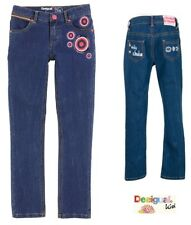 DESIGUAL Kids. PANTALON Vaquero Soprano.11/12 años. Pants.Jeans.Denim Trousers