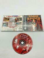 Sony PlayStation 1 PS1 CIB Complete Tested Tomb Raider II 2 Ships Fast Lara Crof