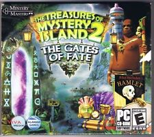 The Treasures of Mystery Island 2 Gates of Fate Hamlet hidden object seek & find