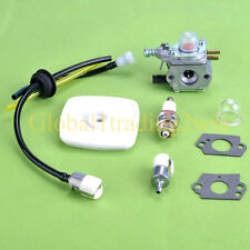 Carburetor Carb Air Fuel Filter For Echo SRM-2410 SRM-2400 SRM-2110 SRM-2100SB