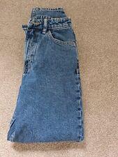 zara mom jeans size 8