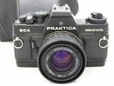 Praktica BCA electronic with lens MC PENTACON 1:1,8 PRAKTICAR