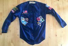 Vintage 1980s Cub Scouts Uniform Shirt Patches BSA Boy Scouting Badge Webelos
