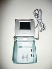 Vintage Sony FDL-250T Watchman Portable Color LCD TV (Silver)