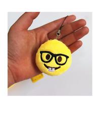 Bijou de Téléphone ou de Sac - Smiley Geek  - Bijoux des Lys