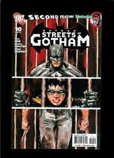 Batman Streets Of Gotham # 10 (DC Direct, 2010, VF / NM) Combined Shipping!