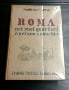 B44  ROMA NEI SUOI QUARTIERI E NEL SUO SUBURBIO - Fratelli Palombi