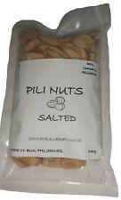 Salé Pili Nuts (Canarium ovatum) 50 g, 100 g, 150 g (Paleo/céto/Régime Végétalie...