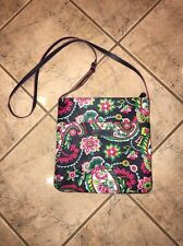 NEW VERA BRADLEY Petal Paisley in Slim and Trim Hipster Style Purse PVC NWOT