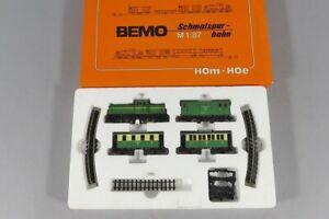K 85449 H0e Bemo Zugset 1102