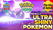 Choose Pack Any of 600+ Square Shiny 6iv Pokemon Sword & Shield