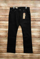 Levis Mens 527 Slim Bootcut Fit Black Stretch Denim Jeans Multiple Sizes New NWT