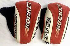 Lot 2 True Temper Rocket BiMatrix Driver Fairway Wood Red Golf Club Head-covers