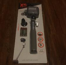 XS XSories For Gopro Hero 8 7 6 5 LED SpotLight Camera Indoor Outdoor Telescopic
