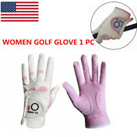 Women's Golf Gloves Large Small Grip Soft Fit Left Hand Right Ladies Pack Set