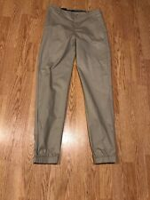 UNDER ARMOUR Boys Slim Fit Jogger Khaki Pants Uniform Tan 1342215 NWT SIZE 20
