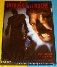INTRUSO EN LA NOCHE / INTRUDER - English Español DVD R2 Precintada