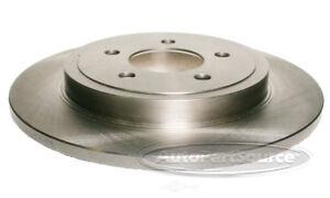 Disc Brake Rotor-Performance Plus Brake Rotor Rear Tru Star 492615