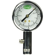 Slime 20049 Large Face Dial Tire Gauge 5-60 PSI