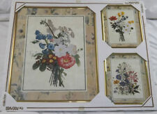 Floral Garden Plastic Photo & Picture Frames