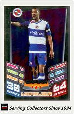 2012-13 Match Attax Extra Series Captain Card #C12 Jobi McAnuff (Reading)