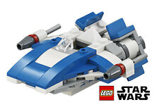 Lego 75196 Microfighter A-wing Vs. Silencer Tie