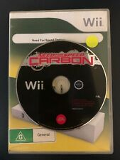 Need for Speed: Carbon Nintendo Wii Video Games for sale   eBay