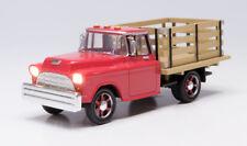 Woodland Scenics JP5975, O Scale, Heavy Hauler Work Truck w/ Operating Lights