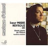Soeur Marie Keyrouz - Chants sacres de l'Orient (CD)