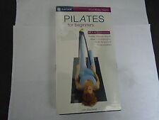 NEW Gaiam Pilates For Beginners (VHS, 2003) BEAM Fundamentals Jillian Hessel