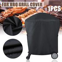 Coperchio Griglia Carrello Avvolgibile Barbecue Per Weber Q 200 Series # 7113