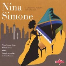 Nina Simone ‎– Sings Billie Holiday/Gospel According To.. (2007)  CD  NEW/SEALED