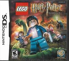 LEGO Harry Potter: Years 5-7 (Nintendo DS, 2011)