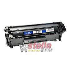 TONER PER CANON I-SENSYS L100 L120 L140 L160 MF4010 MF4100 MF4120 FX9 FX10 REMAN