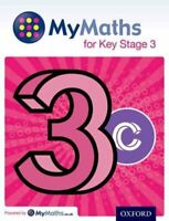 MyMaths for Key Stage 3: Student Book 3C by Dave Capewell 9780198304678
