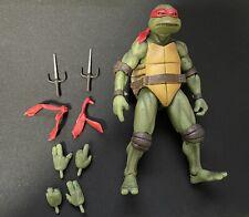 """NECA Teenage Mutant Ninja Turtles 90s Raphael 7"""" Action Figure (2019)"""