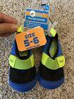 New Newtz Little Toddler Boys Water Beach Shoes Sandals Size 5/6
