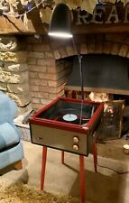 **Bedside table Record Player Light Original 1958**
