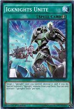 3X Igknights Unite-Common-INOV-EN061-NM-Invasion: Vengeance
