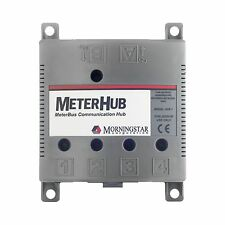 Morningstar MeterHub HUB-1 to link several TS / TS-MPPT controllers to one meter