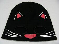 KITTY CAT - ONE SIZE STOCKING CAP BEANIE HAT!