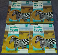 Math in Focus Singapore Math 5A 5B Text & Workbook Common Core NEW 2015 Grade 5