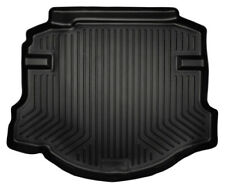 Husky Liners for 2012 Ford for Focus 5 Door Hatchback WeatherBeater Black Trunk