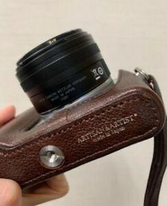 Leica T + Leica Summicron-T 23mm f / 2 ASPH lens