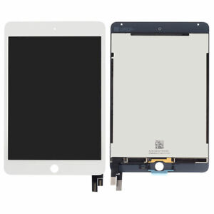 LCD Display Touch Screen Digitizer Assembly for iPad Mini 4 A1538 A1550 White US