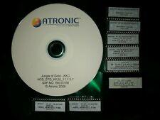 Atronic eMotion Jungle of Gold-KKC 11.XX  Software Set W/ Security Box