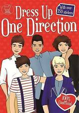 Dress Up One Direction (Sticker Activity), Fearns, Georgie, Very Good Book